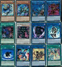 Chaos Impact Super Ultra Secret RARE - *CHIM* Choose Your CARDS  Yugioh Cards