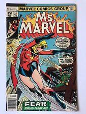 Ms Marvel #14 Marvel Comics February 1978 VF
