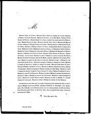 1858 FAIRE-PART DÉCÈS Mme Gaston de LA SELLE, née Marie BOISSEAU de BEAULIEU.