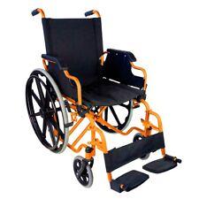 Silla de ruedas muy ligera y ... QA-00461/01-NR ancho de asiento 46 cm