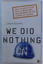 #AB6, Linda Polman WE DID NOTHING, SC AC