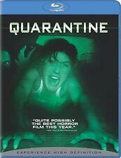 Quarantine [Blu-ray Movie, Horror Thriller Film, Region A, 1-Disc] NEW