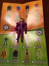 CARTOON NET DC JUSTICE LEAGUE ACTION MIGHTY MINIS THE JOKER S2 LOOSE UNUSED