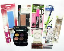 AUTHENTIC WHOLESALE LOT 10PC MAKEUP COSMETICS LOREAL NYC MAYBELLINE CG REV #JB08