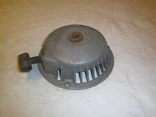 Vintage Cushman Scooter parts pull start housing works with cord and handle