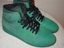 2014 Nike Air Jordan 4LAB1 Black/Tropical Teal Basketball Shoes! Size 15 $220.00