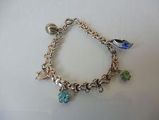 Schönes Armband__ 835 Silber__Bettelarmband_ !