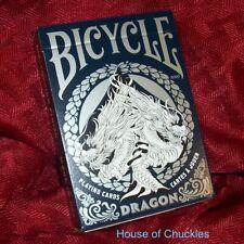Mene-Tekel Deck, Bicycle Dragon - Magic Card Trick - Made Usa - Menetekel