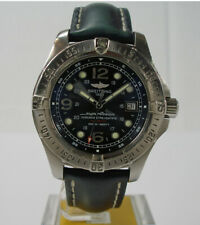 Breitling Superocean Steelfish  A17390 automatic Chronometer 2000m 44 mm