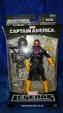 Marvel Legends Captain America: Winter Soldier Baron Zemo!