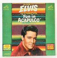 ELVIS PRESLEY - FUN IN ACAPULCO - 1963 RCA LPM-2756 SOUNDTRACK