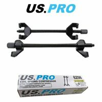US PRO Heavy Duty Coil Spring Compressor 370mm 2pc Coil Spring Clamps 6256
