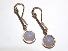 orecchini calcedonio - Chalcedony earrings