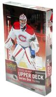 Box Break 15-16 Upper Deck Hockey SERIES 1 BOX BREAK Random Teams-Free Shipping!