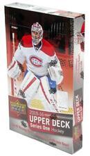 BOX BREAK 15-16 Upper Deck Hockey SERIES 1 BOX BREAK Random Teams-Free Shipping!