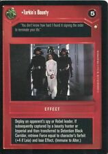 Star Wars CCG Special Edition Tarkin's Bounty