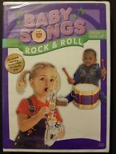 Baby Songs: Rock & Roll (DVD, 2004) Region 1 SEALED RARE OOP