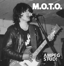 M.O.T.O.-Ampeg Stud LP DIY Garage PUNK pop HOME RECORDING