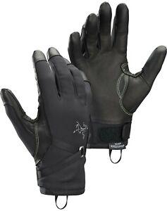 ARC'TERYX Alpha SL Gloves Black -  Medium *NEW*