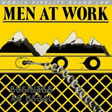 Men At Work - Business As Usual VINYL LP MFSL1-024