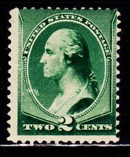 Nice Mint US Washington stamps Scott#213 (NG)