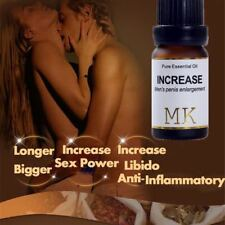 HERBAL MASSAGE OIL BIG DICK ENLARGEMENT CREAM FOR MEN INCREASE PENIS SIZE 10ML