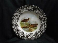"Spode Woodland Snipe, England: Dinner Plate, 10 3/4"""