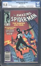 Amazing Spider-man 252 CGC 9.8 Canadian Variant Copper Age Key IGKC L@@K