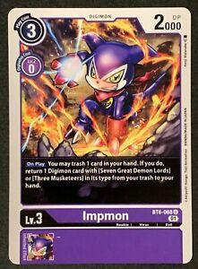 Impmon | BT6-068 U | Uncommon | Purple | Double Diamond | BT06 | Digimon TCG