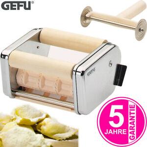 Gefu 28420 Ravioli Aufsatz für Pasta Perfetta Nudel Maschine Teig Edelstahl NEU
