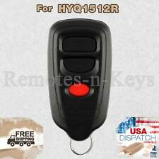 Car Transmitter Alarm Remote Control for 2001 2002 2003 Isuzu Rodeo Sport