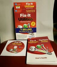Avanquest Fix-It Utilities Professional 10263-2  Windows PC Registry Cleaner