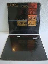 Poco   2 Alben: Under the Gun + Blue and Grey   MCA 1980/1981   VG/VG+   Vinyl