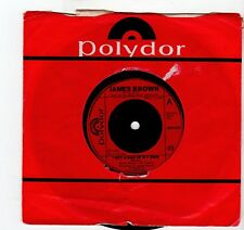 (II547) James Brown, I Got A Bag Of My Own - 1972 - 7 inch vinyl