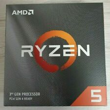 AMD Ryzen 5 3600 AM4 3.6GHZ 32MB CPU Desktop Processor Boxed