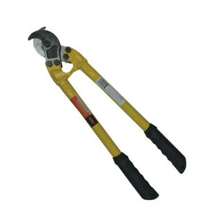 "Valley 24"" Cable Cutter Wire Cutter Electrical Copper Aluminum Cable Cutter Tool"