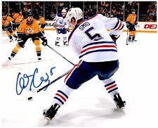 Edmonton Oilers LADISLAV SMID Signed Autographed 8x10 Pic A