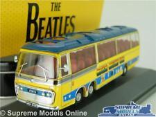 MAGICAL MYSTERY TOUR THE BEATLES MODEL COACH BUS BEDFORD VAL 1:76 SIZE CORGI K8