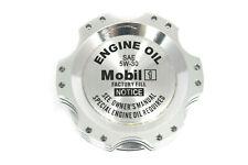 RACING ENGINE OIL FILLER CAP MOBIL 1 FOR MAZDA MIATA MX5 RX7 RX8 MX3 MX6