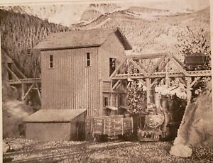 HO/HOn3 Idaho Springs Mine - Kit 107-795 by Timberline Models - Complete NOS Kit