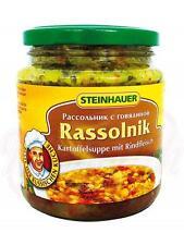 """Suppe """"Rassolnik"""" Kartoffelsuppe mit Gem 500g-1,99€(100g/0,40€)ink.Mwst.Züz.Ver"""