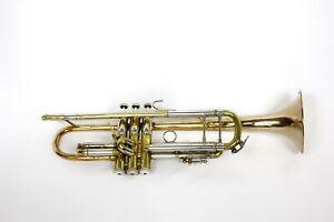 Trumpet Bach Stradivarius Mt. Vernon  New York U.S.A. (1950-60)