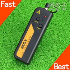 FTTH 30mW 18-25km Red Light Visual Fault Locator Fiber Optic Cable Tester Meter