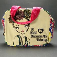Harajuku Lovers Baby Canvas Purse A Fatal Attraction To Cuteness
