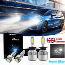 Fits BMW X3 E83 100w Clear Xenon HID Low Dip Beam Headlight Headlamp Bulbs Pair