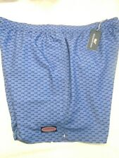 vineyard vines Chappy Trunk Mini Mahi Pattern Swim Trunk NWT XXL  $89.50 Blue