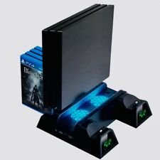 PS4 Dual Charging Station And Vertical Console Stand