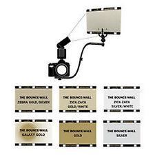 """Sunbounce BOUNCE Wall-PRO-Set komplett mit 6 Stück Reflektoren A4 / 8x11""""  NEU"""