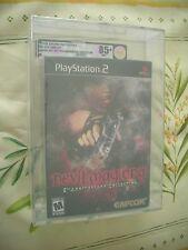 >> VGA 85+ DEVIL MAY CRY 5TH ANNIVERSARY COL PS2 NTSC USA NEW FACTORY SEALED! <<