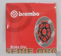 BREMBO DISCO FRENO POSTERIORE SERIE ORO PER BUELL S3 THUNDERBOLT 1200 2002